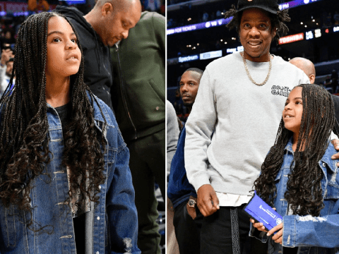 Blue Ivy reveals how much money is in her purse after Beyonce and Jay Z valued at $1bn