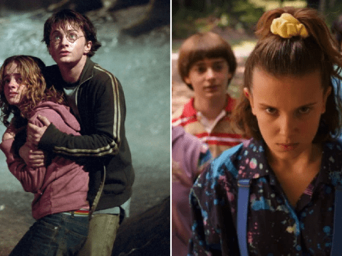 Daniel Radcliffe compares Harry Potter fame to that of the Stranger Things teen cast