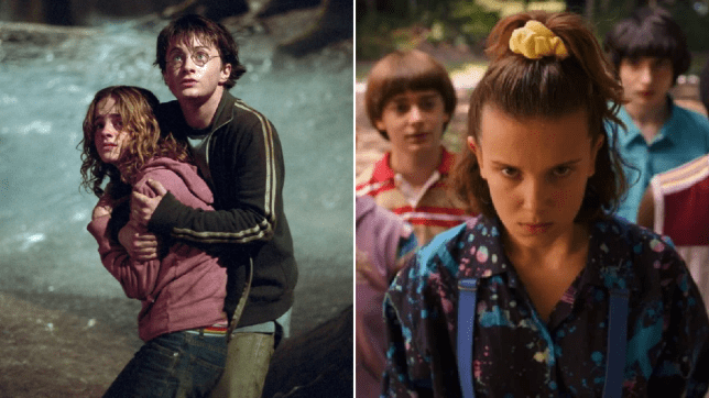 Harry Potter and Stranger Things