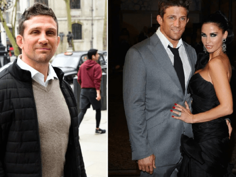 Katie Price ordered to pay ex-husband Alex Reid £25,000 in damages after being sued for 'misuse of private information'