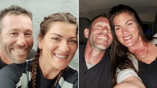 Photos of Mollie Ghiz-Flynn and her husband Sean