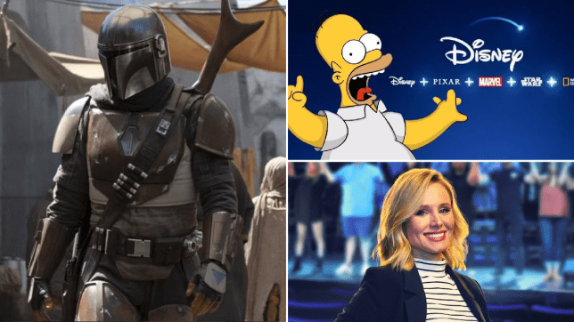 Disney Plus Uk What To Watch From The Mandalorian To The Simpsons Metro News