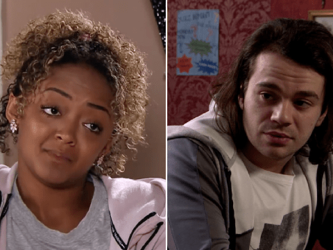 Coronation Street spoilers: A hysterical Emma Brooker takes revenge on Seb Franklin