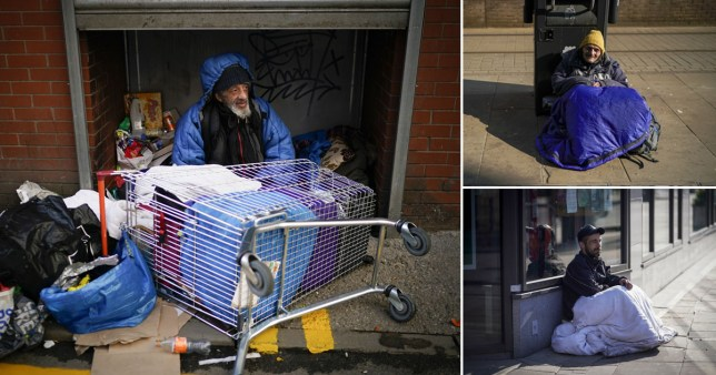 All homeless people to be housed by the weekend
