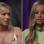 Love Is Blind Jessica Apologises To Amber For Making Moves On Matt Metro News