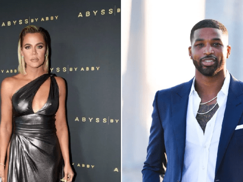 Khloe Kardashian watched savage Keeping Up With The Kardashians premiere with Tristan Thompson and it was 'awkward' af