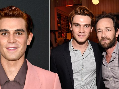 Riverdale star KJ Apa says Luke Perry's death 'changed everything' for him and he was 'blessed' to know him