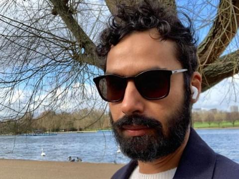 The Big Bang Theory's Kunal Nayyar flees filming in London amid coronavirus outbreak