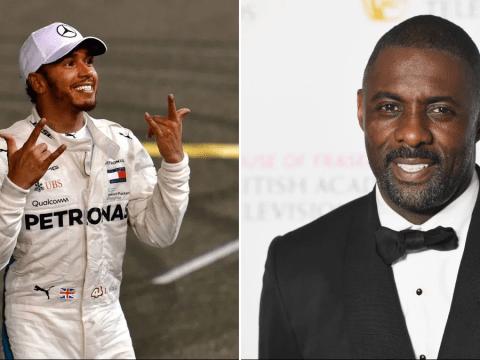Lewis Hamilton is 'feeling healthy' and has 'zero symptoms' after Idris Elba tests positive for coronavirus