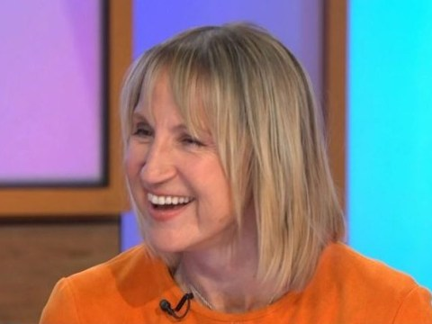 Loose Women's Carol McGiffin admits she 'drinks too much' and is a 'lightweight'