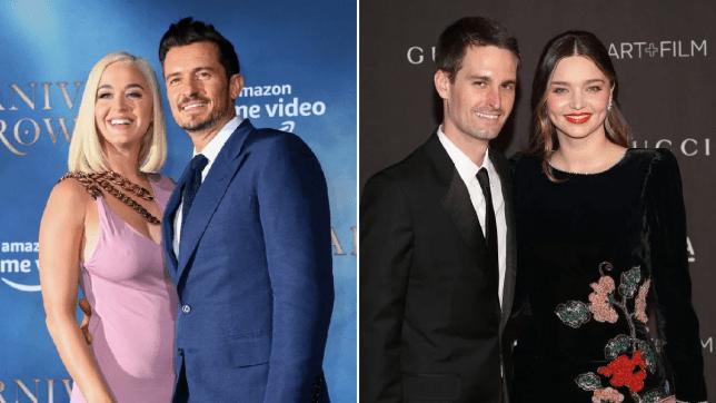 Miranda Kerr Orlando Bloom