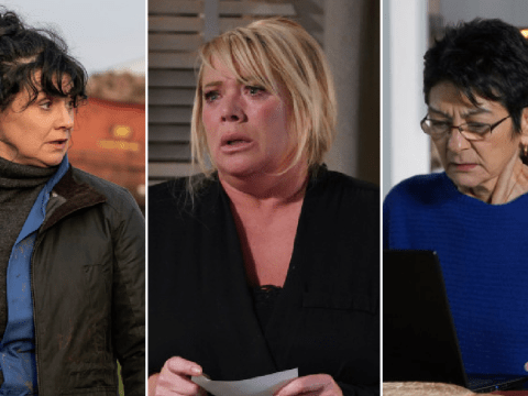 10 soap spoilers this week: EastEnders funeral, Coronation Street discovery, Emmerdale passion, Hollyoaks arrival