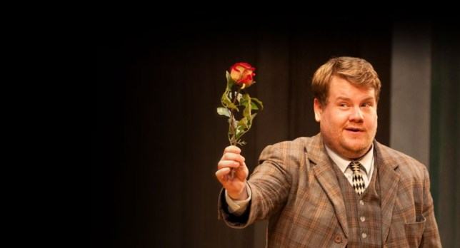 James Corden One Man Two Gunners National Theatre