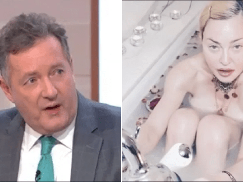 Piers Morgan begs 'attention-seeking' Madonna to help healthcare workers during coronavirus after 'incessant' videos