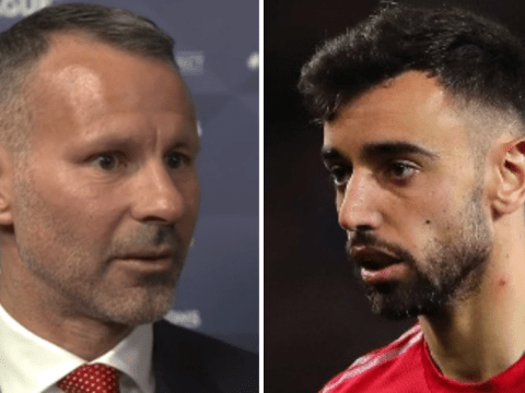 Ryan Giggs rates Bruno Fernandes' start and makes prediction for Manchester United midfielder