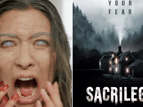 Loved Fantasy Island and The Invisible Man? Sacrilege is a creepy alternative with promise