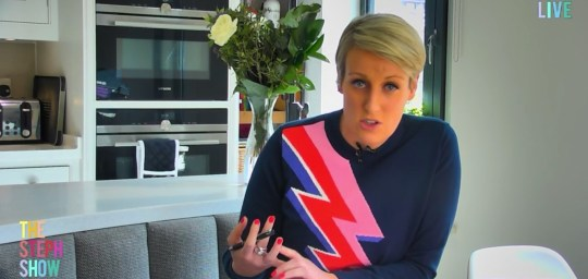 Steph McGovern presents The Steph Show