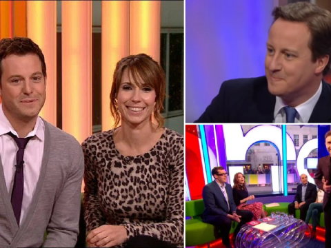 From savage David Cameron question to Gary Barlow walking off: Most outrageous moments from The One Show as Matt Baker quits