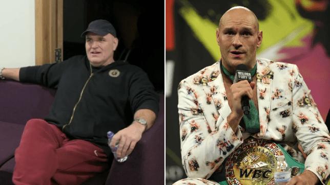 John Fury and Tyson Fury