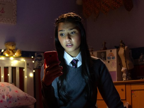 I was a victim of nude sexting just like Asha in Coronation Street