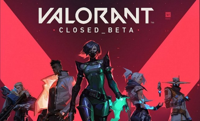 Valorant closed beta