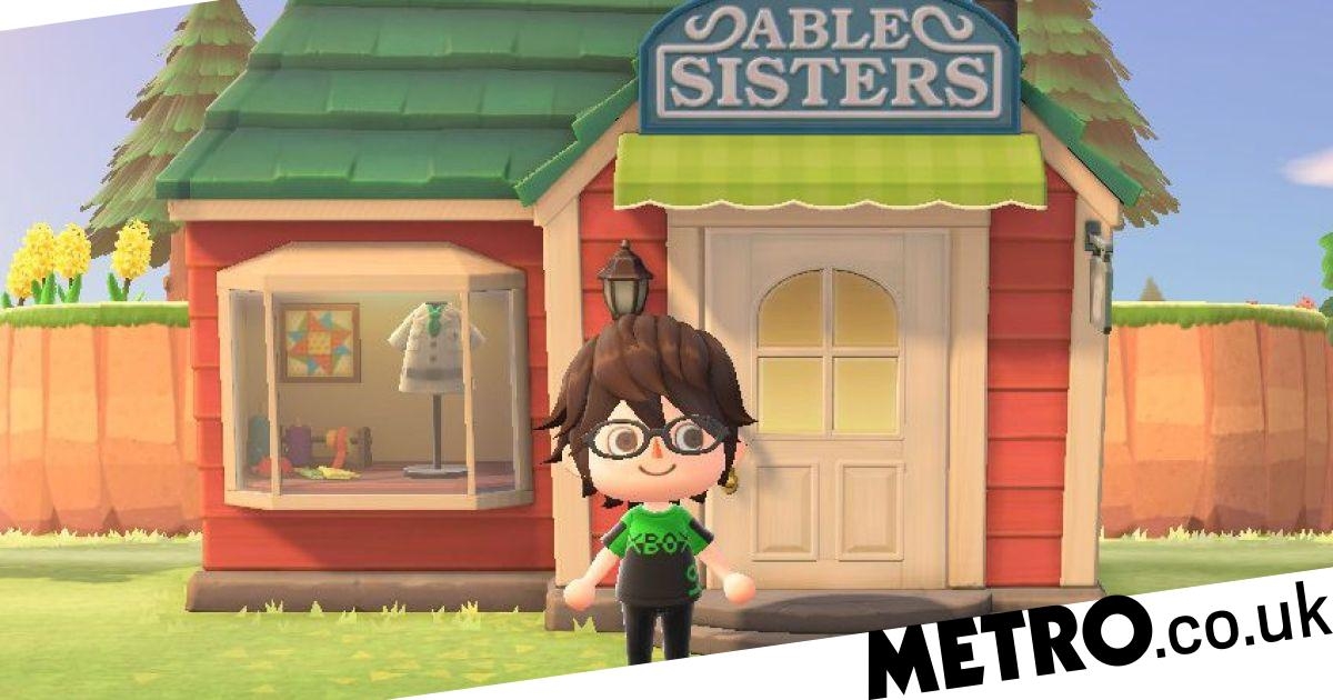 Xbox Joins Animal Crossings Hype Train Creates Own Custom Clothing Metro News