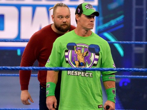 WWE SmackDown results: Roman Reigns' replacement, The Fiend spooks John Cena and more