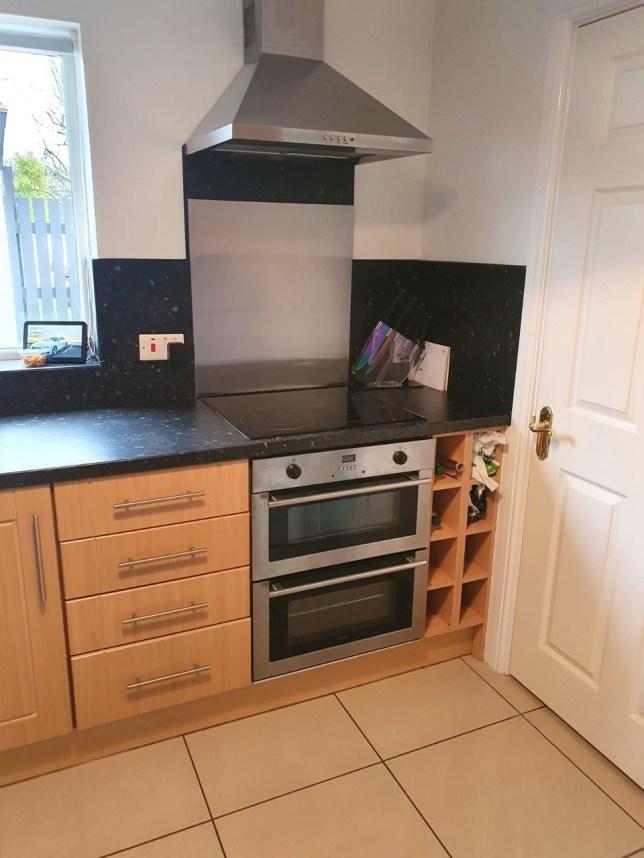 Kitchen renovation DIY