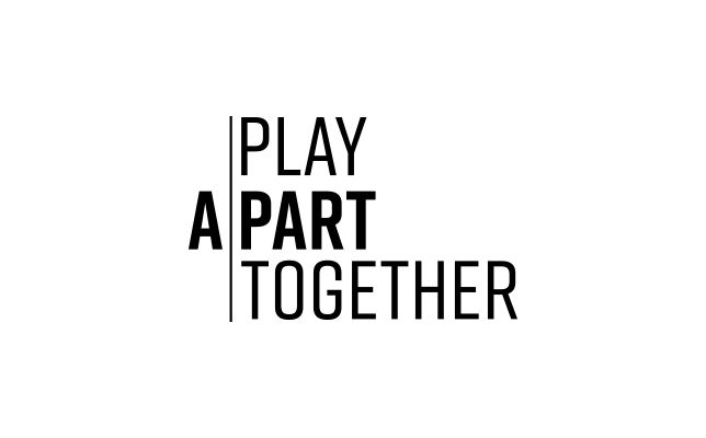PlayApartTogether logo