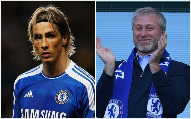 Chelsea owner Roman Abramovich kept close tabs on Fernando Torres before his arrival from Liverpool