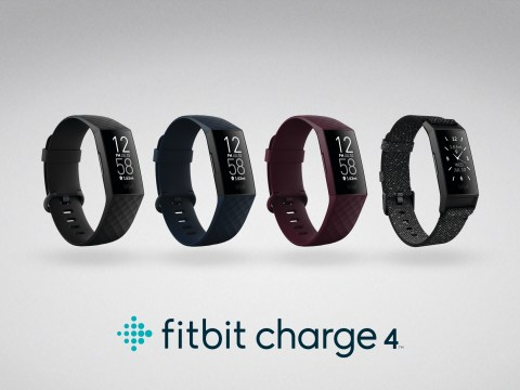 Fitbit launches Charge 4 activity tracker with built-in GPS