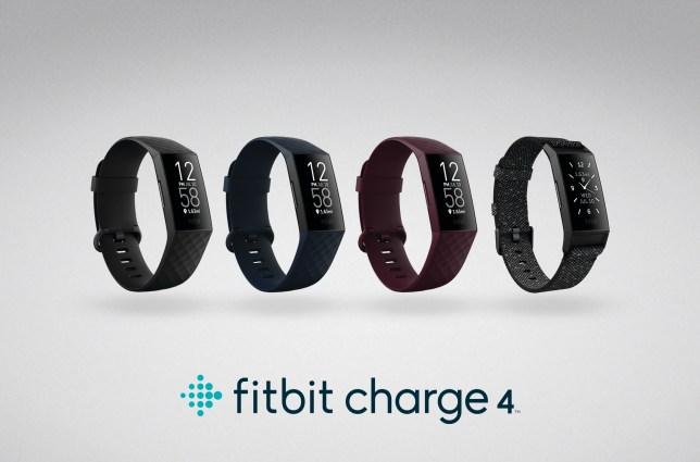 The Fitbit Charge 4 is official (Fitbit)