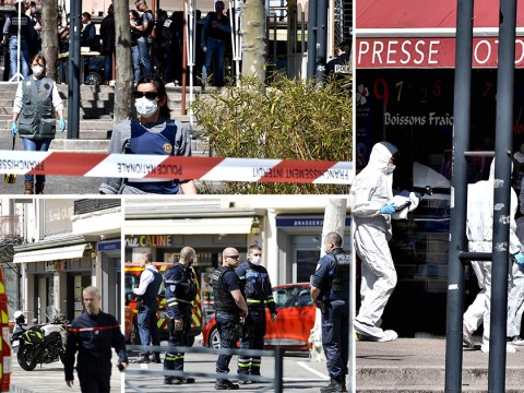 Two killed in knife attack at French town under coronavirus lockdown