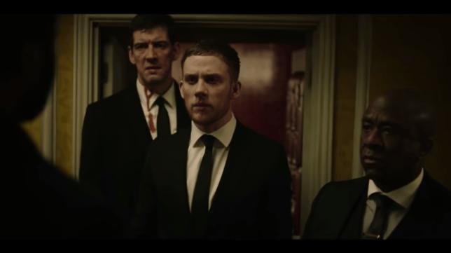 Gangs Of London cast