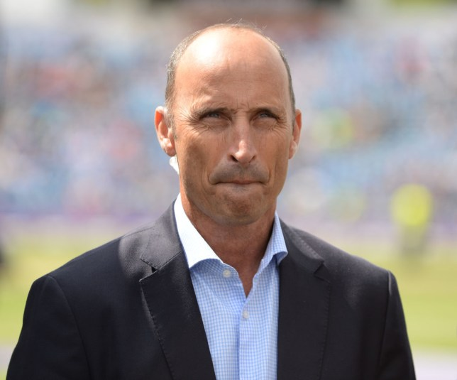 Nasser Hussain expects England to challenge for the T20 World Cup