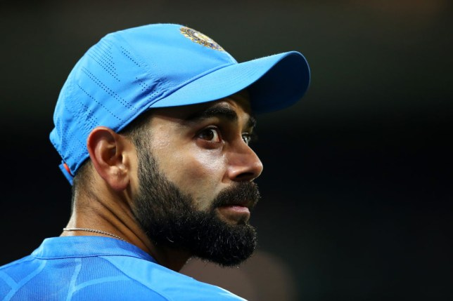 India captain Virat Kohli hailed West Indies' victory over England