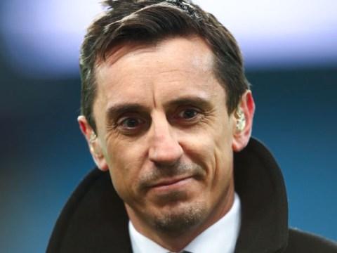Gary Neville names Liverpool boss Jurgen Klopp as manager he'd most like to play under