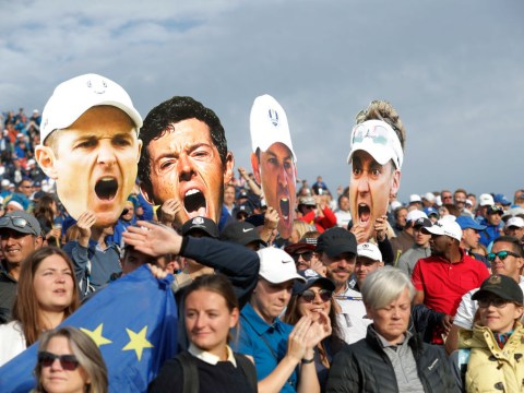 Padraig Harrington hits out at plans to stage Ryder Cup behind closed doors