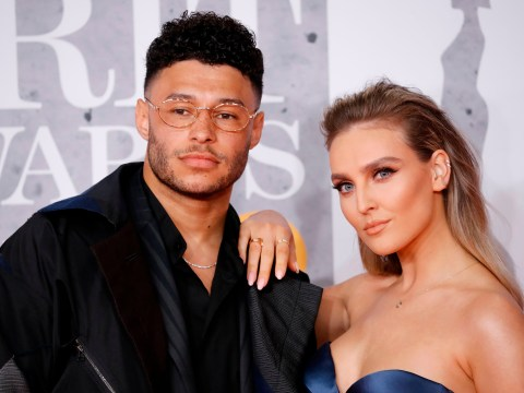 Perrie Edwards having 'the time of her life' in lockdown with boyfriend as pair isolate in stunning home