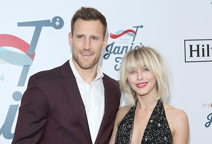 Julianne Hough and Brooks Laich officially split after 2 years of marriage