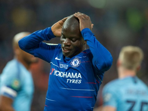 Lyon chief praying N'Golo Kante's Chelsea exit rumour is true