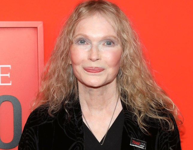 NEW YORK, NY - APRIL 23:  Mia Farrow attends the 2019 Time 100 Gala at Frederick P. Rose Hall, Jazz at Lincoln Center on April 23, 2019 in New York City.  (Photo by Taylor Hill/FilmMagic)