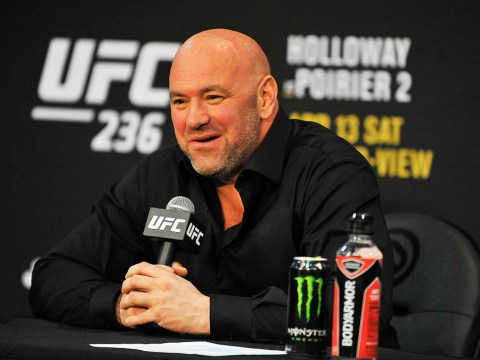 Dana White refuses to deny that UFC 249 will be staged on tribal land