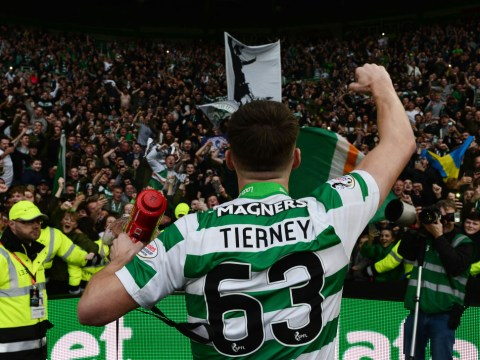 Arsenal star Kieran Tierney makes Celtic admission and picks out his favourite memory of beating Rangers
