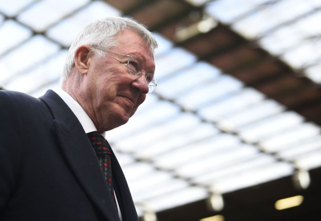 Sir Alex Ferguson was in charge of Manchester United for over 25 years