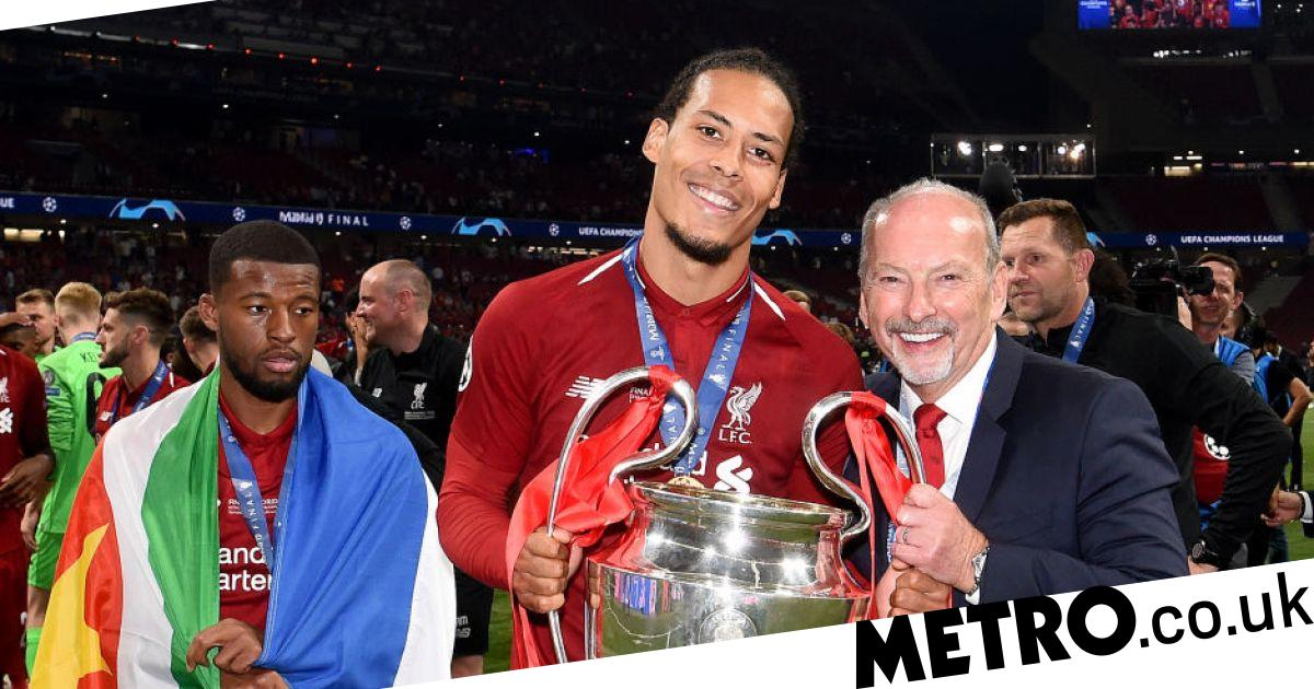 Liverpool become latest Premier League club to furlough non-playing staff - metro