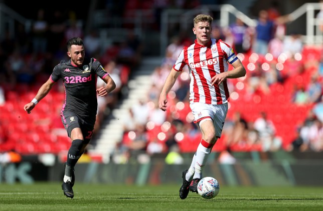 Chelsea are leading the race to sign Nathan Collins from Stoke City