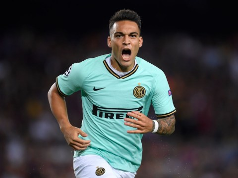 Chelsea and Man City outbid Barcelona for star striker Lautaro Martinez
