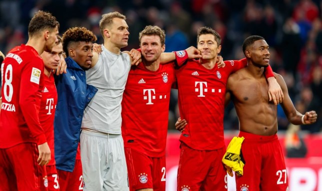 The Bundesliga is aiming to resume on May 9 after a nine-week absence