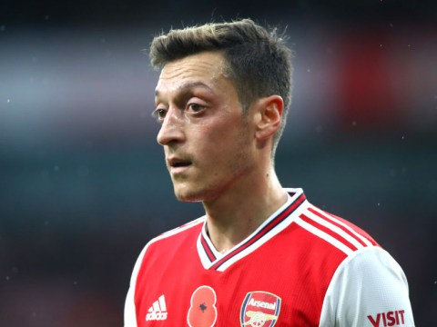Arsenal players unhappy with Mesut Ozil being vilified over pay-cut decision